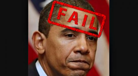 Obama's Foreign Policy Legacy is one of Failure