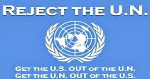 United Nations preparing to jump intooblivion