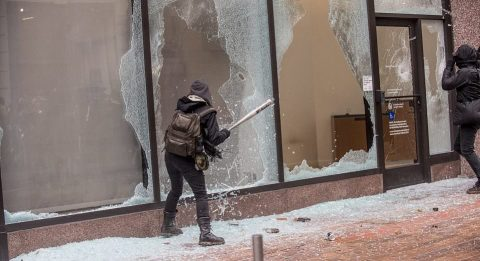 D.C. Rioters Face Stiff Penalties–It's About Time!