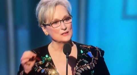 I Don't Care which Liberals Won at the #GoldenGlobes and If You Love America Neither Should You