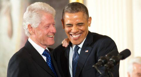 """President Obama Awards Himself """"Distinguished Public Service Medal"""""""