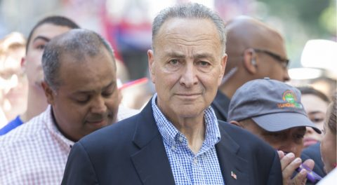 Chuck Schumer's Hidden Message?