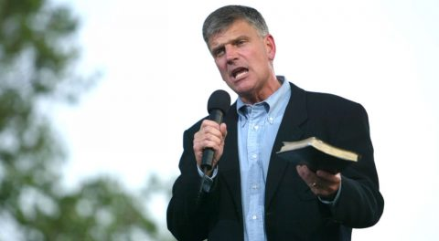 Trump Inauguration a Historical Milestone – Franklin Graham's Prayer a Vindication