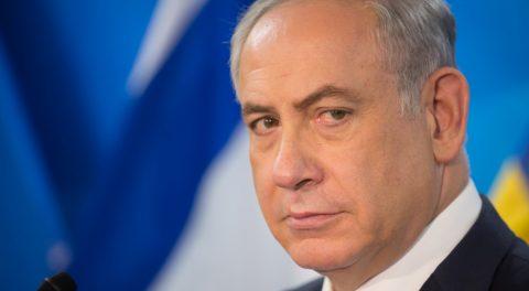 Considering Prime Minister Netanyahu