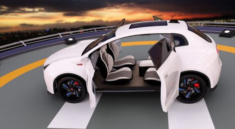 Driverless Vehicles Powered by Artificial Intelligence