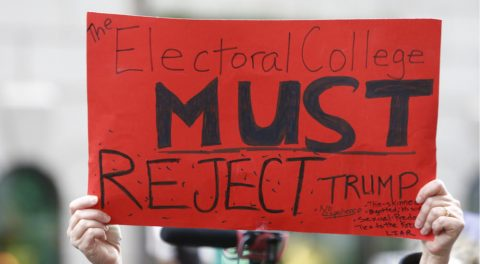 Dems Still Whining About the Electoral College