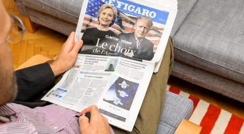 Will the Media Disrespect for Trump Continue?