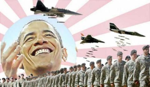 Obama's Last Days are a Blueprint for World War