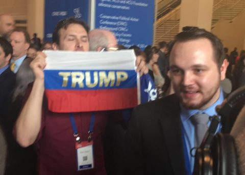 Liberals Infiltrate CPAC Posing as Conservatives to Create Fake News!!