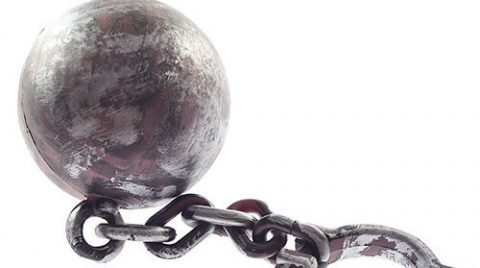 The Ball and Chains of Supporting Donald Trump
