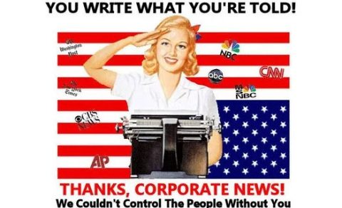 Adversarial Free Press or Immoral Democrat Propaganda Machine?