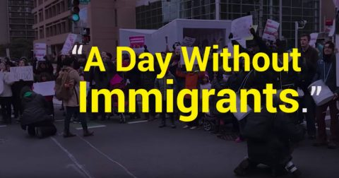 A Day Without ILLEGAL Immigrants