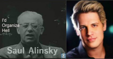 Alinsky vs. Milo