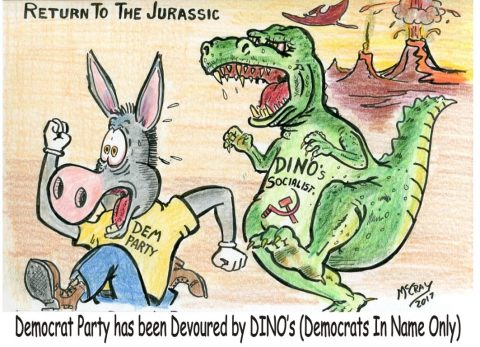 Real Democrats are an Endangered Species
