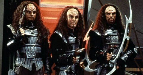 Do You Believe in Klingons?