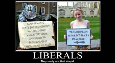 Liberals Defend Islam but Offend Christianity