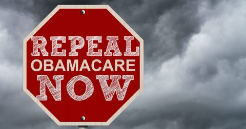 Repeal Obamacare. Period. Full stop.