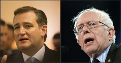 My Answers to Some of the Cruz v Sanders Debate Questions