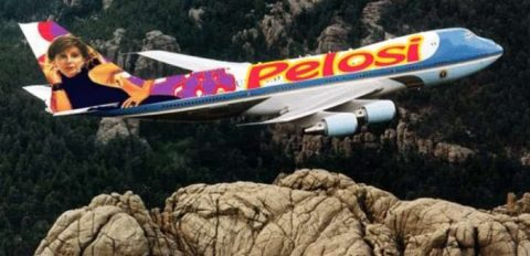 Air Force: Pelosi Party Planes