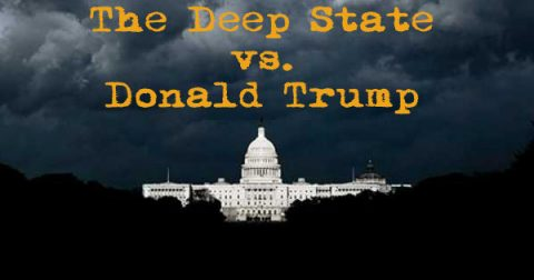 Donald Trump vs. the Deep State