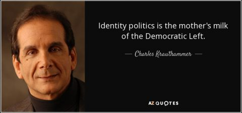 Will the Left Ever Stop Using Identity Politics?