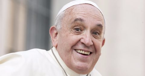 "Insane: Pope Francis says ""Muslim Terrorism Does Not Exist""!"