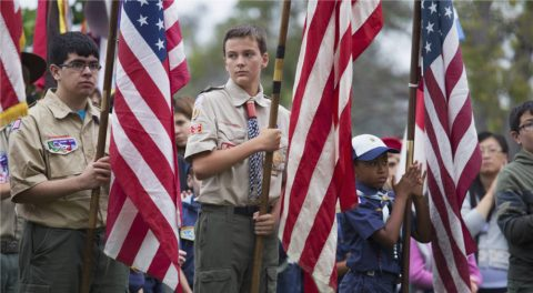Gender Identity Insanity Infects the Boy Scouts