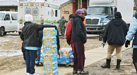 Flint Lead Poisoning was Actually Caused by Racism