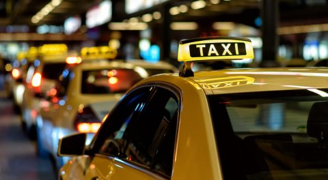 Taxi Driver get away with murder