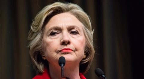 Hillary ClintonIdentified as 'Insider Threat' by U.S. Army!