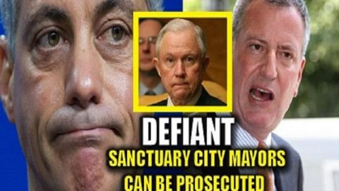U.S. Attorney General Gives 'Sanctuary Cities' Nationally Broadcast Warning