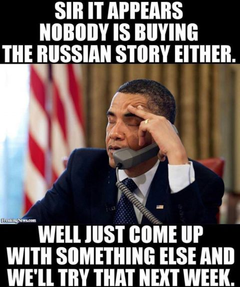 The Never Ending Story of Obama's Lies: Trump, Russia, Obama, Wiretapping