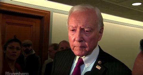 Trump Wants Merit-Based Immigration and Senator Orrin Hatch is a Liar