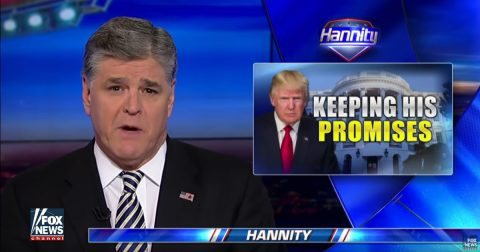 Full Interview: Donald Trump and Sean Hannity