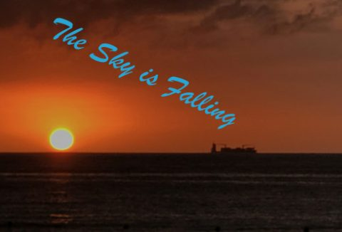 Falling Skies and Changing Climate