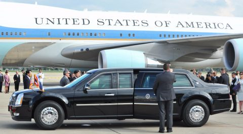 Trump Force One and the Taxpayers Burden