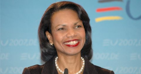 Condoleezza Rice on Donald Trump