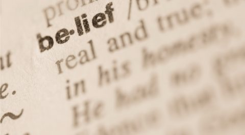 Belief is not a first step in reasoning