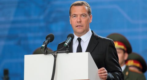 A large-scale investigation of Dmitry Medvedev's corrupt empire