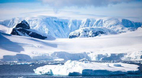 New Study of Antarctica Reveals Dante was Right!