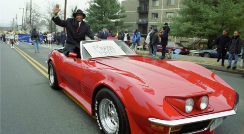 Busted Crook Marion Barry Honored by Liberals