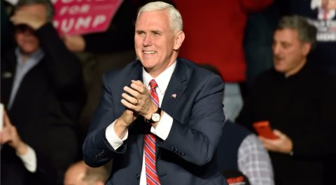 Mike Pence VS the Left: A Skewed Moral Compass