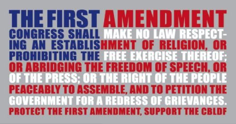 The First Amendment is Under Assault