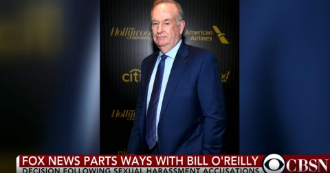 The Tumultuous Fall of the Great Bill O'Reilly