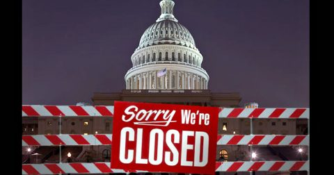 The Shutdown That Wasn't