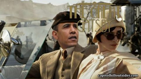 "Going Cuckoo Hiding Obama's ""Gatsby"""