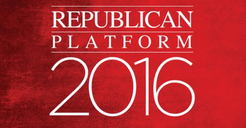 Why Do Political Parties Have Platforms If They're Not Going to Abide By Them?