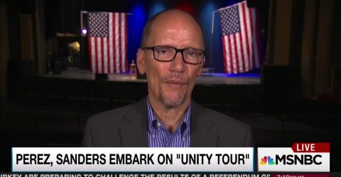 """Democrat Leader says GOP Doesn't """"Give a Sh**"""" about You"""