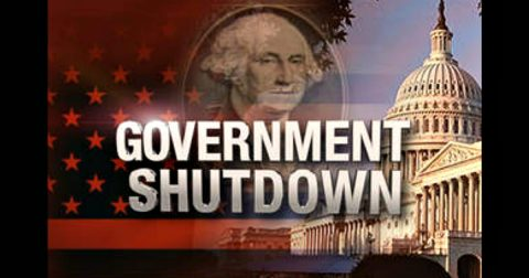 Like Clockwork – Another Government Shutdown is Upon Us