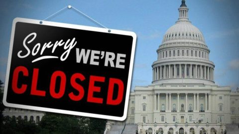 """The Government Has Never Been """"Shut Down"""""""